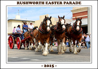 Rushworth Easter Parade 2015