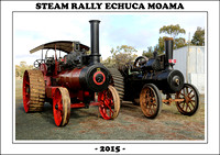 Steam Rally Echuca Moama 2015