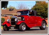 Rich River Hot Rod Rally 2012 - Kyabram (1)