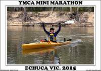 YMCA Mini Marathon Echuca Vic. 2015