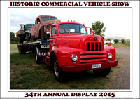 Historic Commercial Vehicle Show 2015