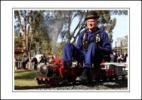 Rotary Steam,Horse & Vintage Rally - 2013 - Miniature Trains