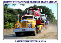 Lancefield - H.T.& H.Truck Display 2016