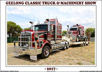 Geelong Classic Truck & Machinery Show 2017