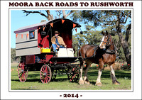 Moora Back Roads To Rushworth 2014 - Sunday