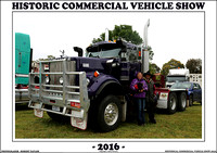 Historic Commercial Vehicle Show 2016