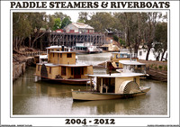 Paddle Steamers & River Boats 2004 - 2012