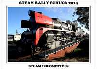 Steam Rally Echuca - 2014 - Steam Loco.