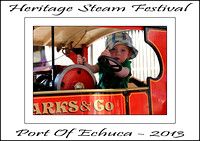 Heritage Steam Festival Port Of Echuca 2013