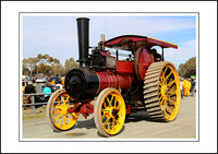 Rotary Steam,Horse & Vintage Rally - 2013 - Steam Engines