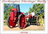 Lockington Heritage Rally - 2014