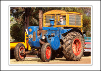 Lockington Tractor Rally - 2012 - Tractors