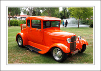 Rich River Hot Rod Rally 2014 - Deniliquin N.S.W.