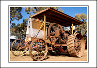 Lockington Tractor Rally - 2010