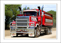 Kyabram 2nd International Mack Muster 2014