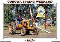 Corowa Spring Weekend 2016