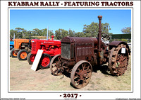 Kyabram Rally 2017 - Featuring Tractors