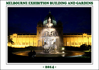 Melbourne Exhibition Building & Gardens 2014