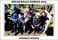 Steam Rally Echuca - 2014 - General Scenes