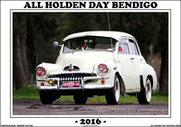 All Holden Day Bendigo 2016