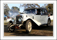 Rotary Steam Horse & Vintage Rally - 2013 - Vintage Cars