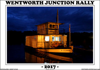Wentworth Junction Rally 2017 - River Boats