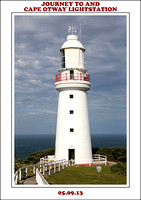 Journey To & Cape Otway Lightstation
