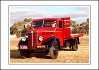Rotary Steam,Horse & Vintage Rally - 2012 - Vintage Trucks