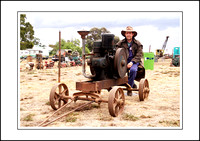 Lockington Tractor Rally - 2009