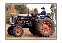 Lockington Tractor Rally - 2007