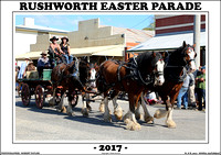 Rushworth Easter Parade 2017 - Horse