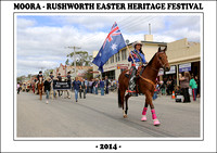 Moora - Rushworth Easter Heritage Festival 2014 - Sunday