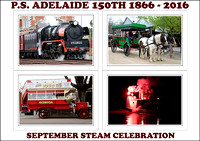 P.S.Adelaide 150th 1866-2016 Sept Celebration