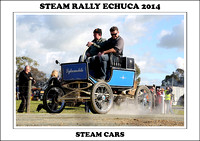 Steam Rally Echuca - 2014 - Steam Cars