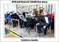 Steam Rally Echuca - 2014 - Echuca Municipal Band