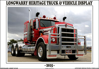 Longwarry Heritage Truck & Vehicle Display 2015
