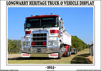 Longwarry Heritage Truck Display - 2014