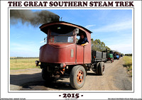The Great Southern Steam Trek 2015