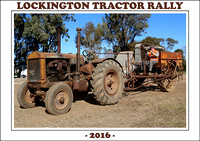 Lockington Tractor Rally 2016